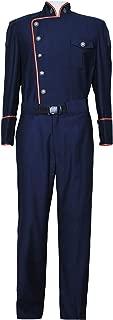 Battlestar Cosplay Costume Galactica Commander William Adama Uniform