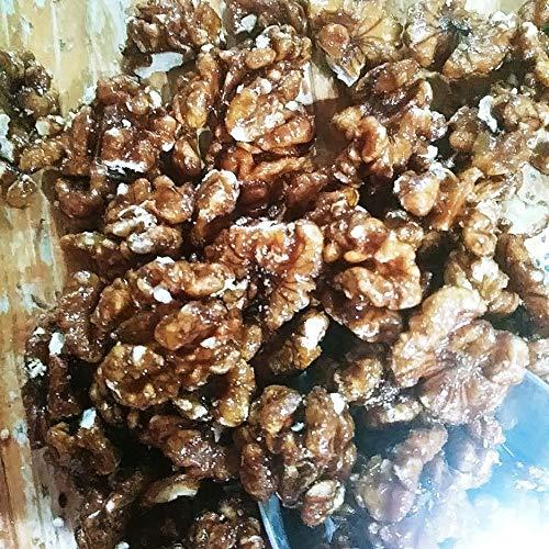 Nuez Caramelizada Mitades 1.200 grs - Nueces Con Caramelo 1.2Kg
