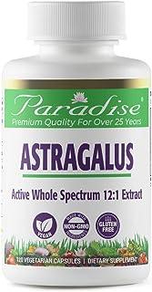 Paradise Astragalus Reishi and Maitake Extract - Quintessential Adaptogen - Traditional Defense Formula - 100% Naturally E...