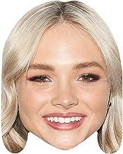 Natalie Alyn Lind (Smile) Celebrity Mask, Flat Card Face, Fancy Dress Mask