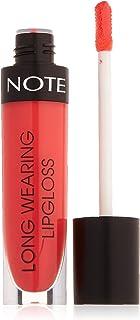 Note Long Wearing Lip Gloss,Red 14, No.104