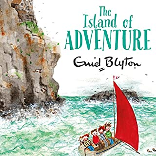 The Island of Adventure                   By:                                                                                                                                 Enid Blyton                               Narrated by:                                                                                                                                 Thomas Judd                      Length: 5 hrs and 47 mins     50 ratings     Overall 4.8
