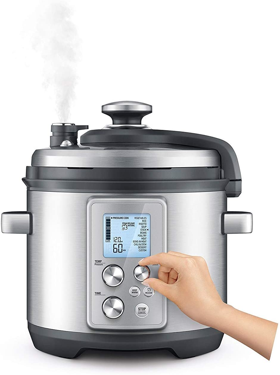Let The Pressure Release With New Ambiano Pressure Cooker