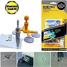 windshield repair kit crack