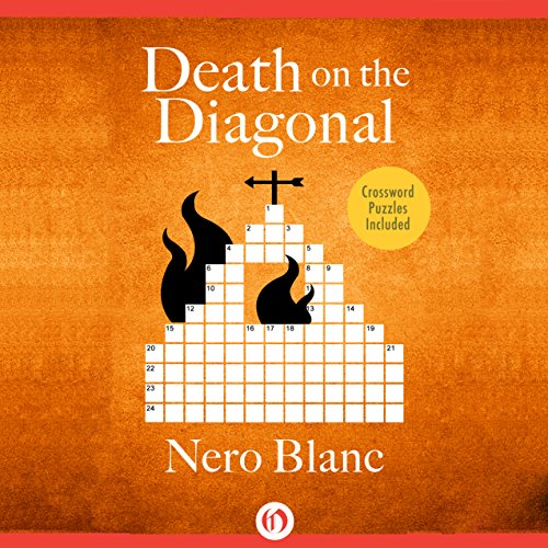 Death on the Diagonal audiobook cover art