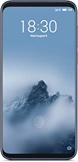 Meizu 16TH/DS Akıllı Telefon, Mavi
