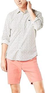 Dockers Supreme Flex Camisa de manga larga con botones para hombre