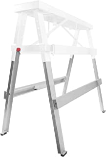 GypTool Extension Legs for GypTool Adjustable Height Drywall Taping & Finishing Walk-Up Bench