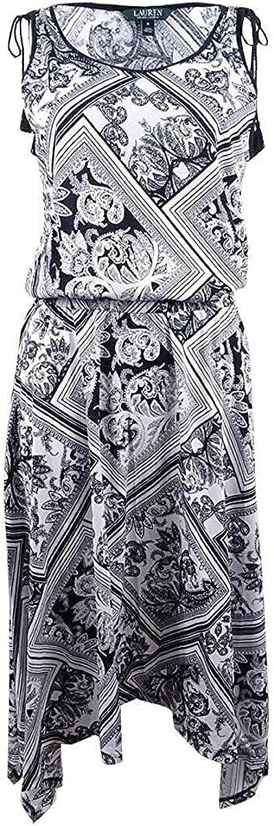 Lauren Ralph Max 83% OFF Women's Pure Bombing new work Dress Jersey Maxi Cotton