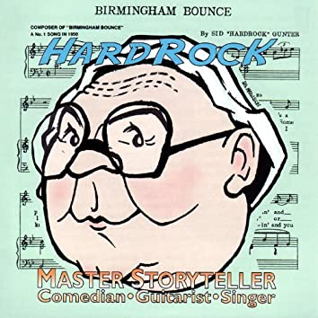 Hardrock Gunter CD