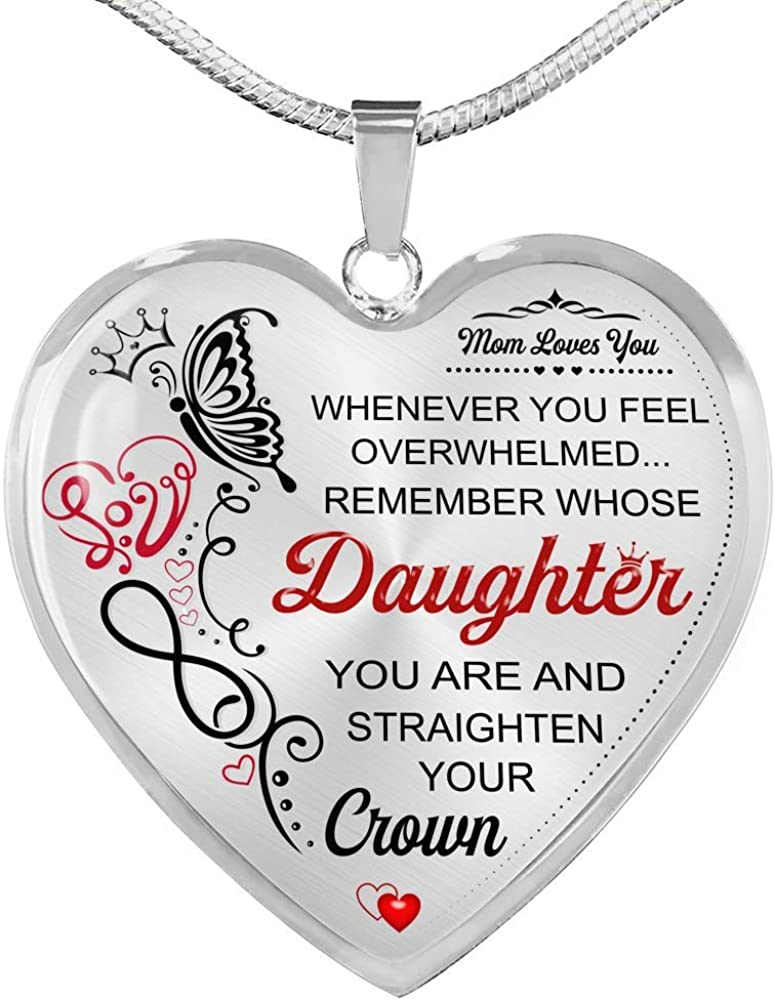 Special sale item Fa Gifts Necklaces Popular brand For Daughter Necklace Mom from to Daugh Gift