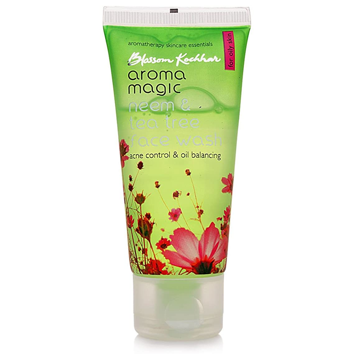 Aroma Magic Face Wash Neem & Tea Tree 50ml