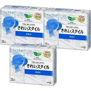 【まとめ買い】 ロリエきれいスタイル無香料72コ×3セット(216コ)