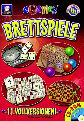 eGames Brettspiele (DVD-Box)