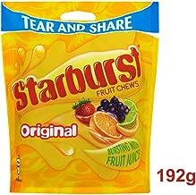 Starburst Fruity Chews 165 Gram