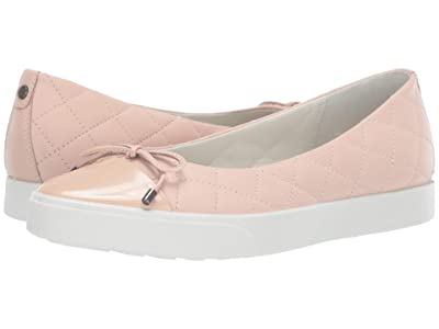 ECCO Gillian Sneaker Ballerina (Rose Dust/Rose Dust Cow Leather) Women