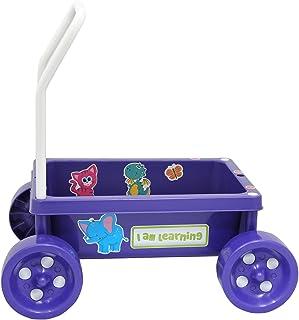 Plasto Baby Walker (Lilac)