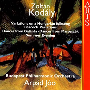 Kodály: Peacock Variations / Dances / Summer Evening