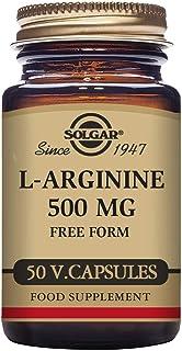 Solgar L-Arginina Cápsulas vegetales