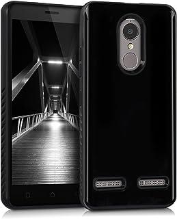 kwmobile Funda Compatible con Lenovo K6 - Carcasa Protectora