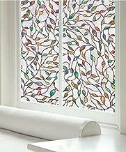 Artscape 02-3021 New Leaf Window Film, Multi Color