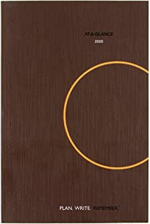 AT-A-GLANCE 2020 Daily Planning Notebook, Plan.Write.Remember, 6