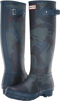 Disney Mary Poppins Original Tall Rain Boots