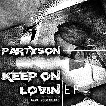 Keep On Lovin