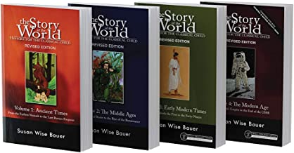 Story of the World, Text Bundle, Paperback Revised Edition: History for the Classical Child: Ancient Times through The Mod...