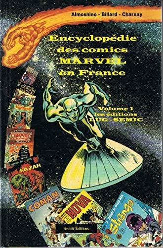 Encyclopédie des comics Marvel en France