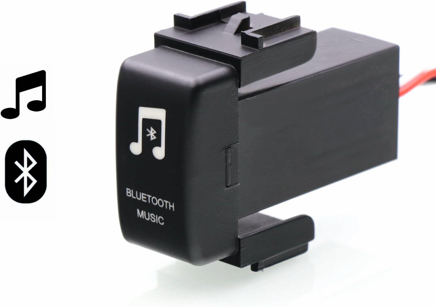 Bargain sale Car Bluetooth Music Adapter Outlet sale feature Module Output Installation Panel AUX
