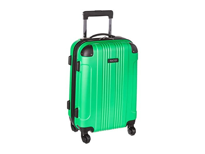 Kenneth Cole Reaction  20 Out of Bounds Lightweight Hardside 4-Wheel Spinner Carry-On Travel Luggage (Kelly Green) Luggage