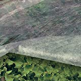 Tenax Velo Protettivo per Colture Ortoclima 1,60x20 m, Bianco, 17 g/m