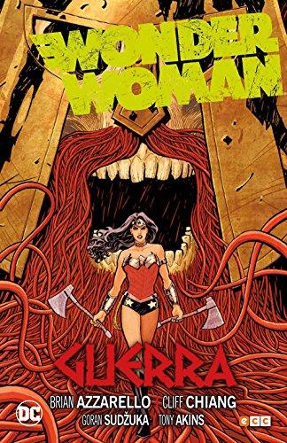 Wonder Woman (de Azzarello 4): Guerra