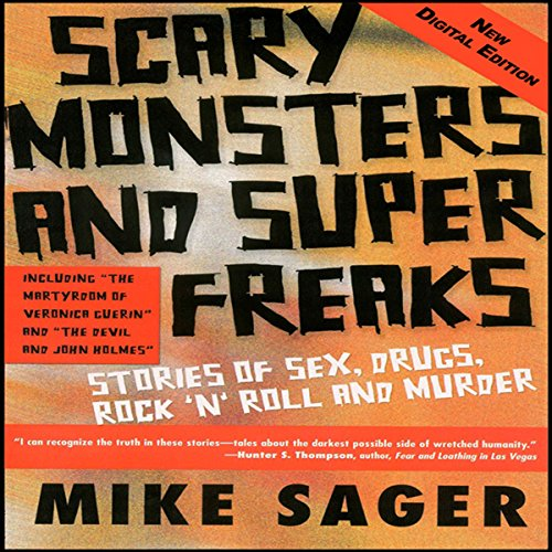 Scary Monsters and Super Freaks cover art