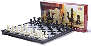 Chess Set for Adults and Kids - Contains Chess Pieces And Chess Board, Two More Queens Are Given - The Bottom Of The Chess...