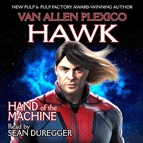 Hawk: Hand of the Machine Titelbild