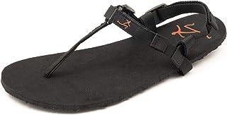 Pies Sucios Simna Zip Sandals