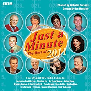 Just A Minute: The Best of 2011 cover art