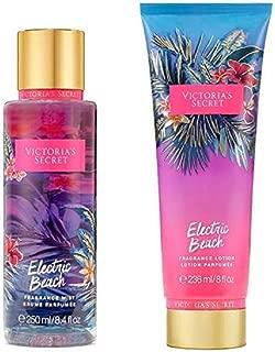 Victoria's Secret Electric Beach Bundle Fragrance Lotion and Fragrance Mist