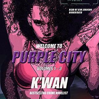 Purple City, Volumes 1-3 audiobook cover art