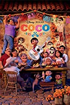 Coco - Disney/Pixar Movie Poster/Print (Regular Style A - The Family) (Size: 24