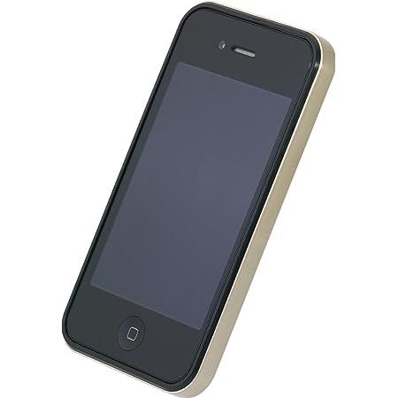 パワーサポート フラットバンパーセット for iPhone4S/4 (Amazon限定カラー シャンパンゴールド) PHC-66A
