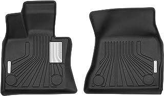 MOGO by Husky Liners Fits 2014-18 BMW X5 Front Floor Mats,70071,Black