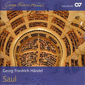 Handel, G.F.: Saul [Oratorio]