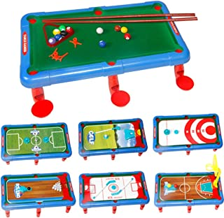 Amazon.es: Mini mesas de billar: Juguetes y juegos