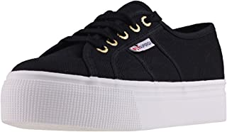 Superga 2790 Linea Up and Down Womens Platform Trainers