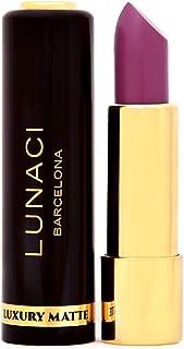 Lunaci Barcelona Pintalabios Mate, tonos vibrantes, textura ligera, hipoalergénico ULTRA MATE VEGANO (TERRE MV-11)