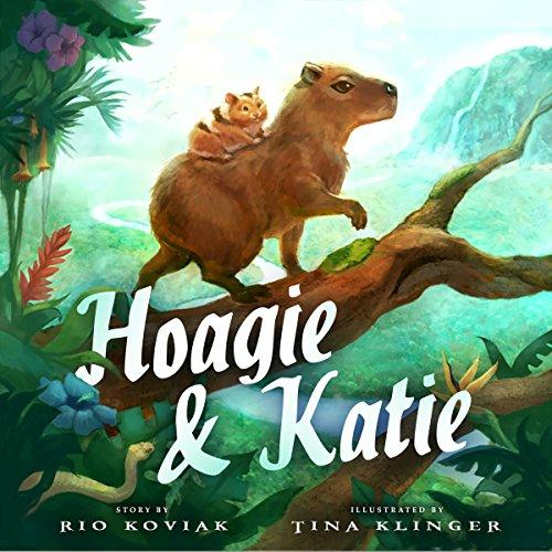 Hoagie & Katie audiobook cover art