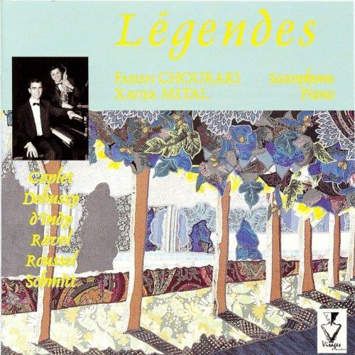 L'art du chant de Rose Caron: Vocalise (Arranged for Saxophone and Piano By Jean-Marie Londeix)
